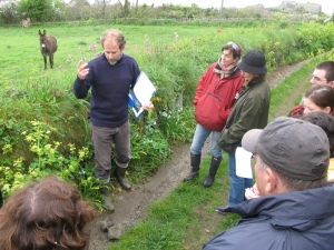 D'Arcy foraging course
